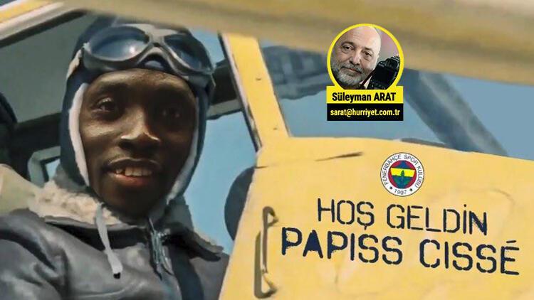 Fenerbahçe, Papiss Cisseyi Vecihi ile açıkladı