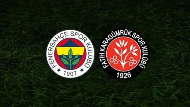 Fenerbahçe ile Fatih Karagümrük 9. kez! Önceki 8 maçta...