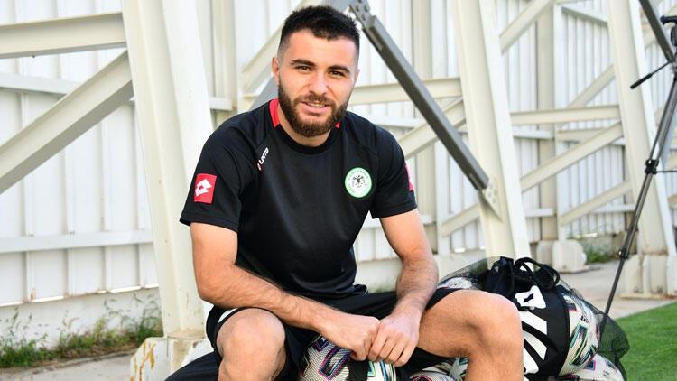 Konyaspor'da Levan Shengelia'dan Denizlispor öncesi iddialı açıklamalar