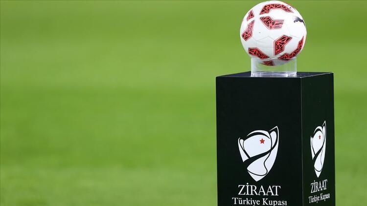 Ziraat Türkiye Kupası'nda 1 ve 2. eleme turu eşleşmeleri belli oldu.. İşte oynanacak karşılaşmalar ve tarihleri