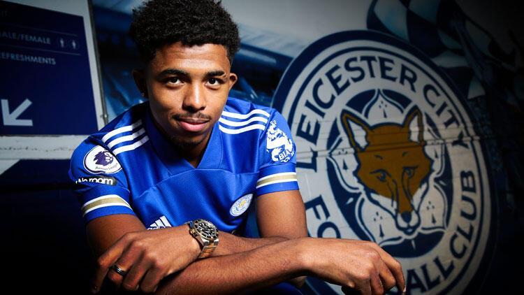 Leicester City Wesley Fofana'yı transfer etti!