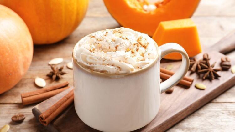 Balkabaklı latte tarifi