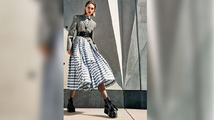 Moda dünyasının klasik deseni: Ekose