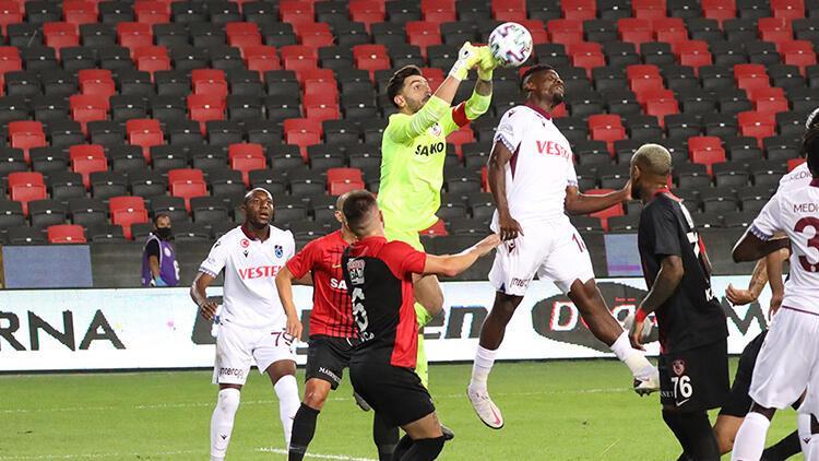Gaziantep FK 1-1 Trabzonspor