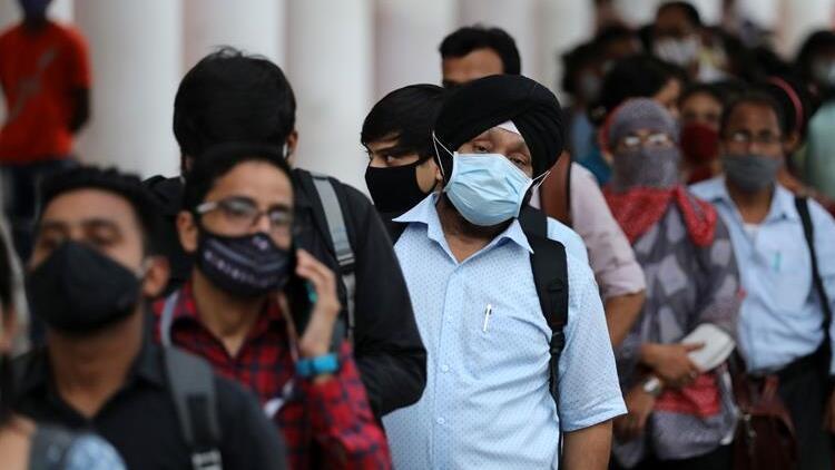 Dünya genelinde Kovid-19 tespit edilen kişi sayısı 34 milyon 836 bini aştı