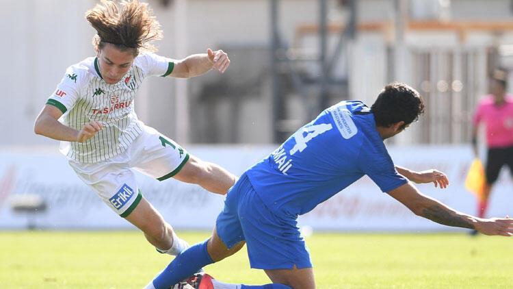 Tuzlaspor 3-3 Bursaspor