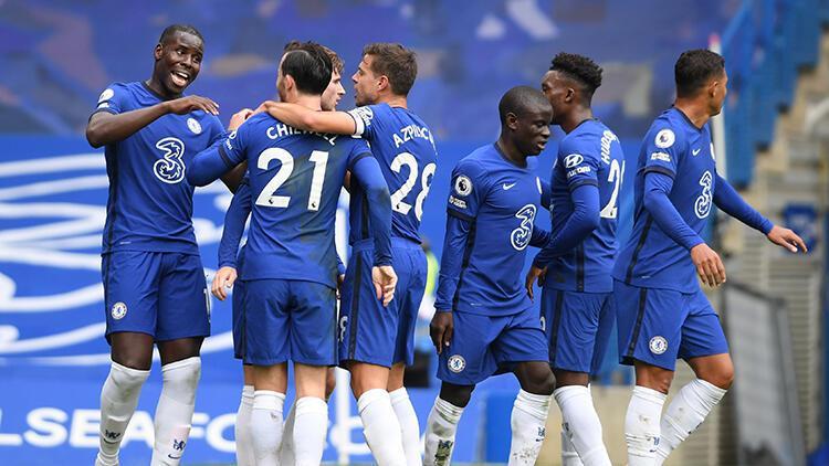 Chelsea, sahasındaki ilk galibiyetini Crystal Palace karşısında aldı!