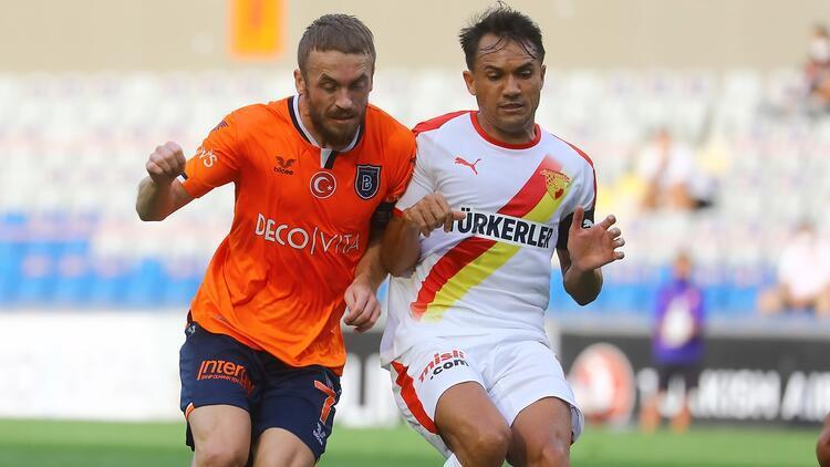 Başakşehir 0-0 Göztepe (Maçın özeti)