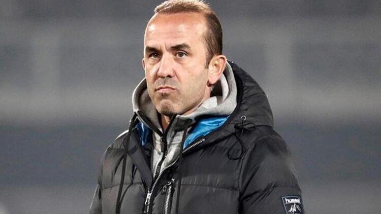 """Erzurumspor'da Mehmet Özdilek: """"Maçı kazanmayı çok istedik"""""""