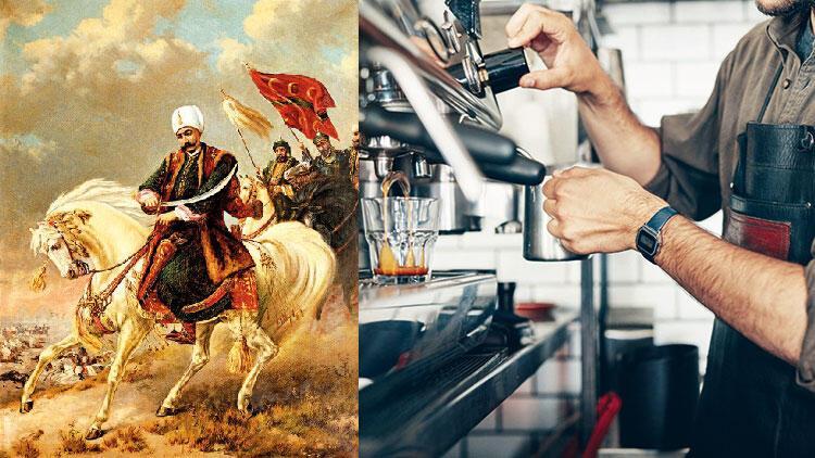 Amerikalılar 'Starbucks Yavuz Sultan Selim'e teşekkür etmeli' diyor... Torunları müşteri