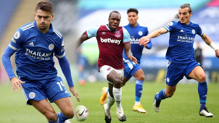 Leicester City 0-3 West Ham United