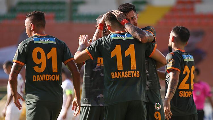 Alanyaspor 6-0 Hatayspor