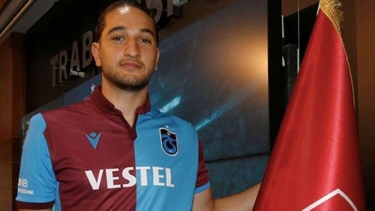 Son dakika   Trabzonsporlu genç kaleci Muhammet Taha Tepe ameliyat oldu