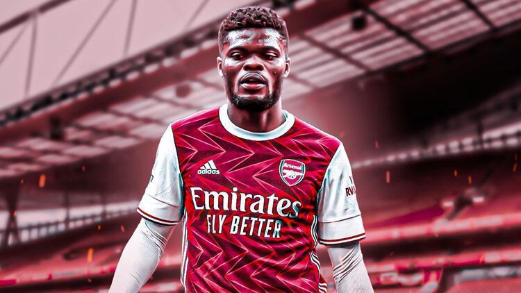 Transfer haberleri   Thomas Partey, Arsenal'de! 50 milyon euro...