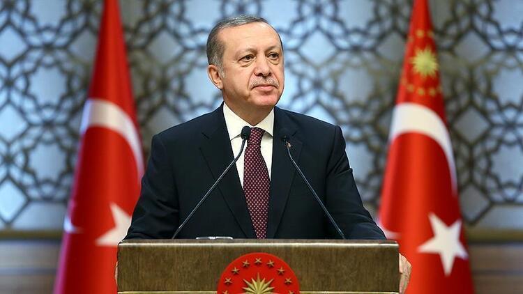 Son dakika... Cumhurbaşkanı Erdoğan: Ülkemizi her alanda geliştirmeye devam edeceğiz