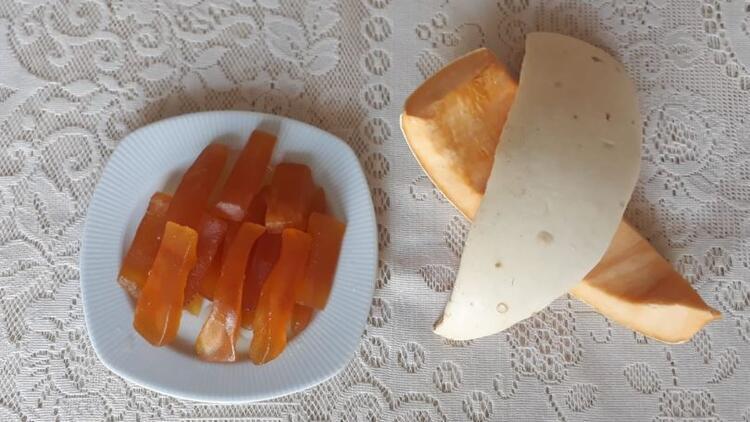 Kabağın dile geldiği lezzet: Hatay usulü çıtır kabak tatlısı