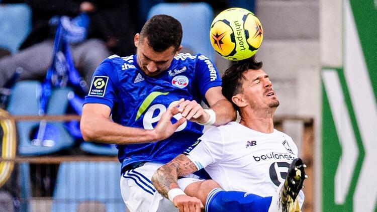 Son dakika | Lille'de koronavirüs krizi! Kaptan Jose Fonte...