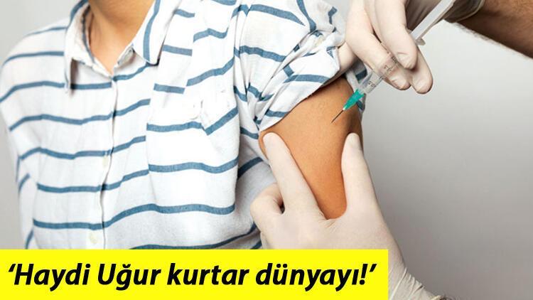 Son dakika haberi: Koronavirüs aşısında son adım