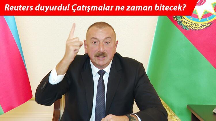 Çatışmalar ne zaman bitecek? Aliyev'den son dakika açıklaması