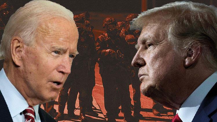 ABD'de büyük endişe: Seçim sonrası şiddet