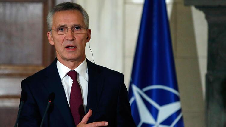 """Stoltenberg: """"NATO bünyesinde Türkiye ve Yunanistan'ı bir araya getirmeyi başardık"""""""