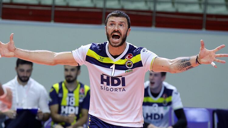 Fenerbahçe HDI Sigorta 3-0 Sorgun Belediyespor