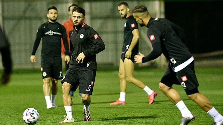 Konyaspor, Yeni Malatyaspor maçının hazırlıklarına başladı
