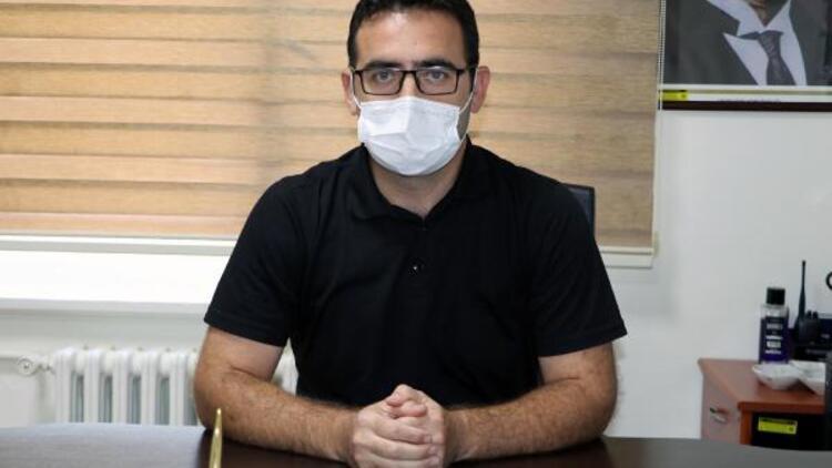 Filyasyon ekibindeki müdür koronavirüse yakalandı, 21 günlük tedavide 17 kilo verdi