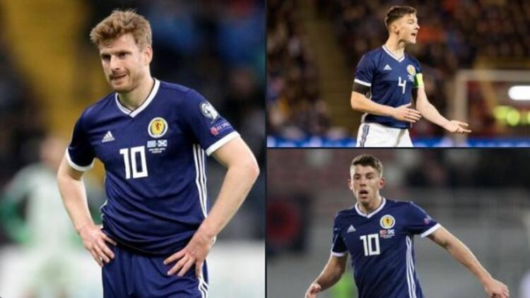 Son dakika   İskoçya Milli Takımı'nda koronavirüs krizi! 3 futbolcu...