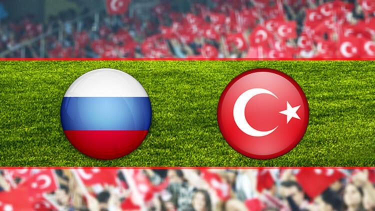 Rusya Türkiye maçı ne zaman? İşte, Türkiye'nin milli maç programı