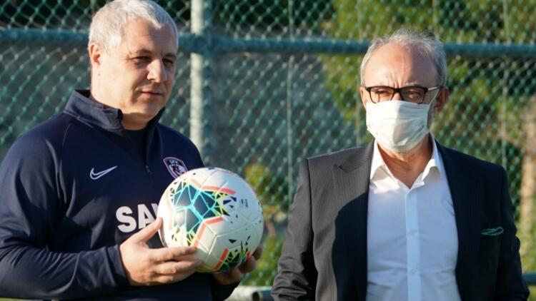 """Gaziantep FK asbaşkanı Müslüm Özmen: """"Güçlü ve alternatifli bir kadro kurduk..."""""""