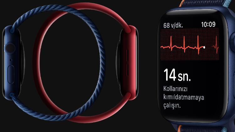 Apple Watch Series 6 ve SE artık satışta... İşte merak edilenler...