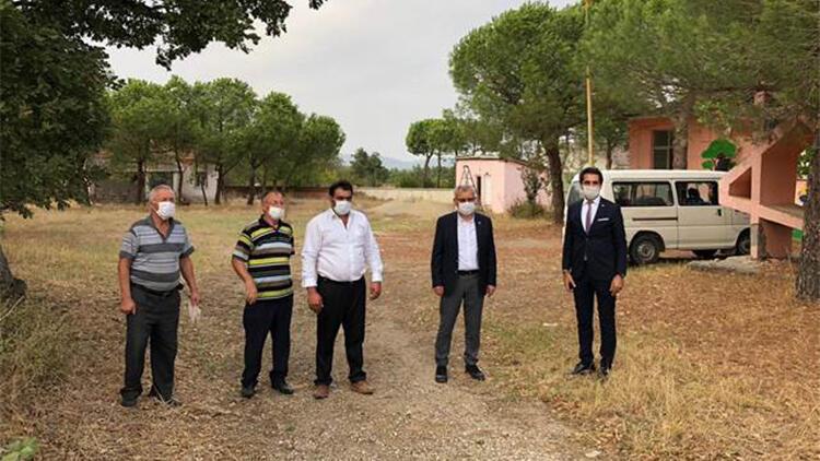 Keşan'da, 'Orman okulu projesi' hayata geçirildi