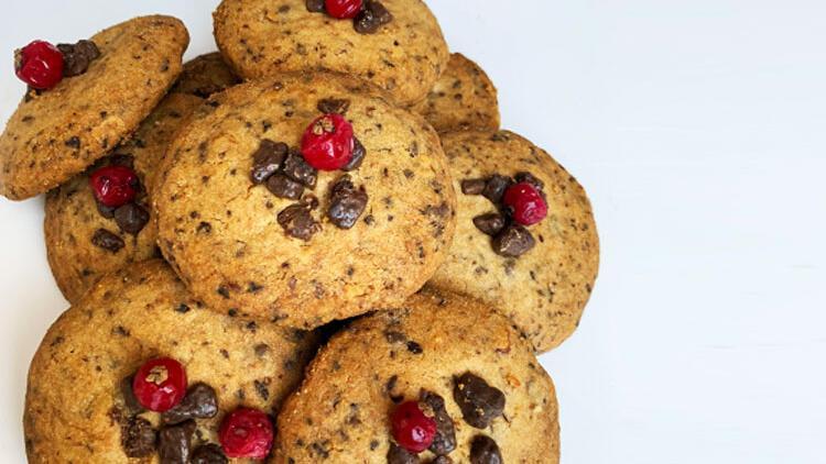 Kurabiye canavarlarına özel tarif: Damla çikolatalı kurabiye