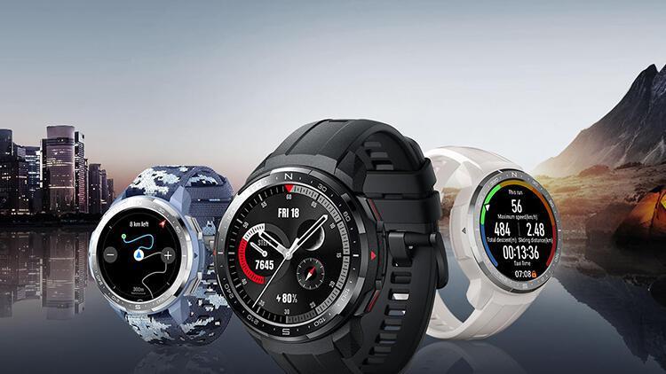 Honor Watch GS Pro tanıtıldı… Fiyatı ise…