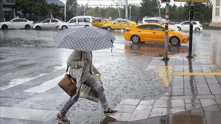 Ankara Valiliğinden son dakika uyarısı: Ankara'da kuvvetli sağanak ve fırtına