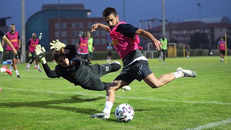Kayserispor'da Sivasspor maçı hazırlıkları
