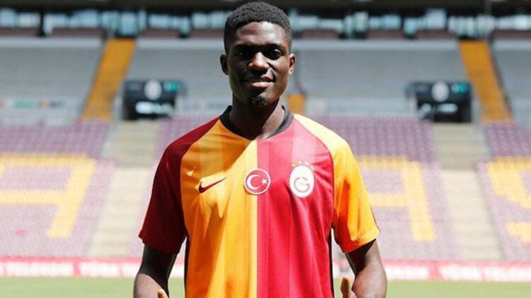 Son Dakika |  Galatasaray'dan yattığı yerde para kazanacak! Ozornwafor'un kazancı...
