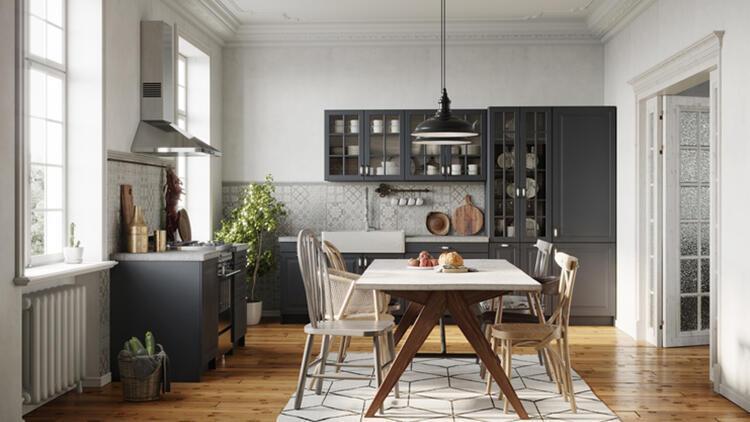 Mutfağınızı yenilemeye ne dersiniz? İşte pratik fikirler...