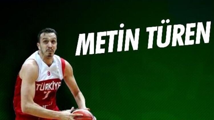 Basketbol haberleri | Metin Türen, Frutti Extra Bursaspor'da!