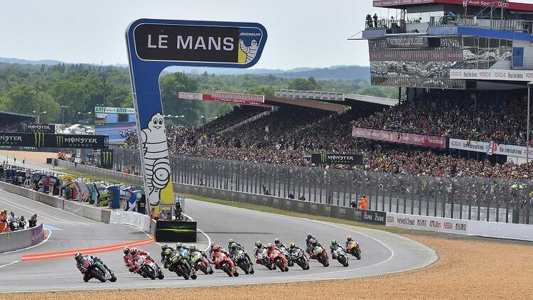 MotoGP'de sıradaki durak Fransa!