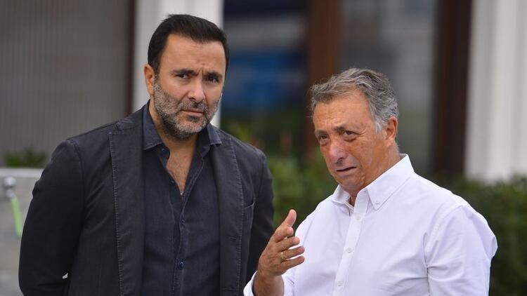 Beşiktaş'ta Denizlispor hazırlıkları! Başkan Çebi de çalışmayı izledi...