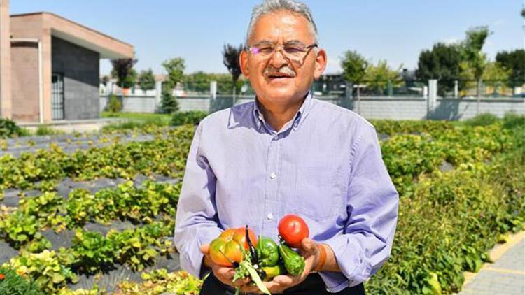 Kayseri'de belediyenin hobi bahçelerinin kullanım süresi uzatılacak