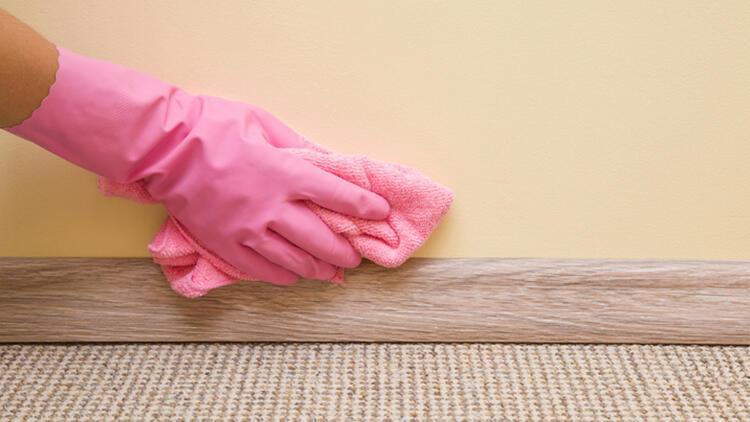 Duvar temizliği nasıl yapılır? İşte pratik fikirler
