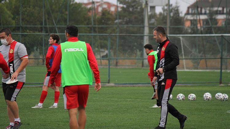Eskişehirspor ligde kalmak için mücadele verecek