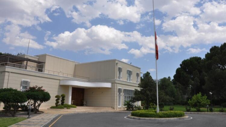Türkiye'nin Lefkoşa Büyükelçiliğinden, KKTC Cumhurbaşkanı Akıncı'nın ifadelerine yanıt
