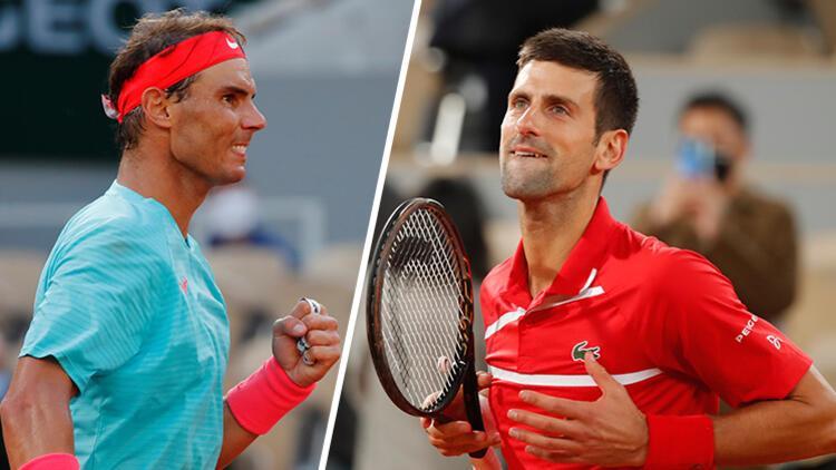 Son dakika | Fransa Açık'ta finalin adı Djokovic-Nadal