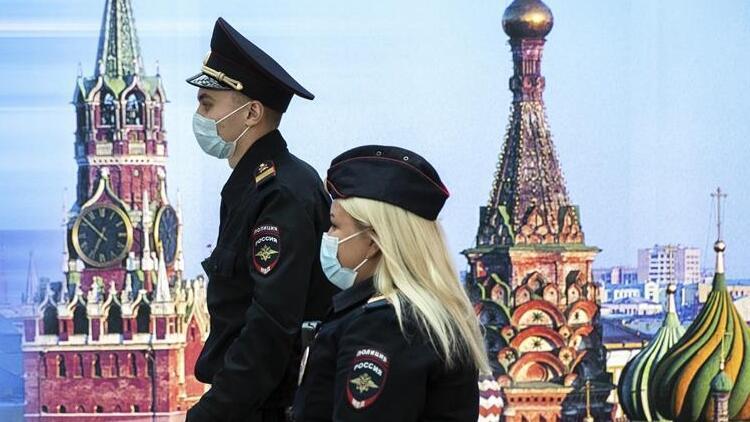 Rusya'da bir kez daha günlük vaka rekoru kırıldı