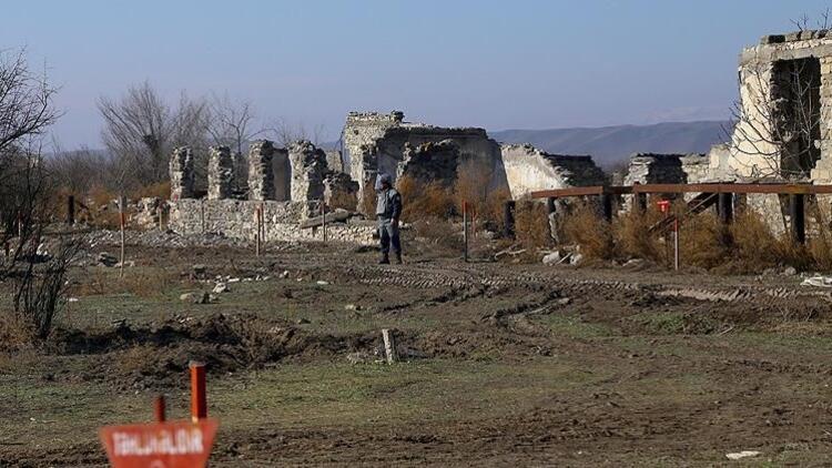 Azerbaycan Savunma Bakanlığı: Ermenistan ateşkesi ihlal etti!