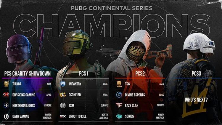 PUBG Continental Series 3 detayları belli oldu